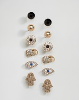 Aldo Multipack Stud Earrings