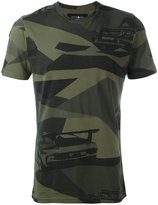Hydrogen camouflage print T-shirt - men - Cotton - L