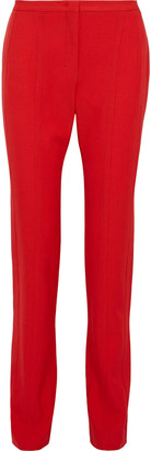 Narciso Rodriguez Wool-twill Slim-leg Pants