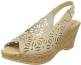 Spring Step Women's Abigail Wedge Sandal