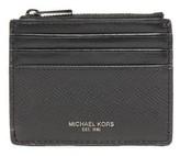 Michael Kors Harrison Tall Zip Card Case