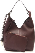 Anya Hindmarch The Bucket small leather shoulder bag