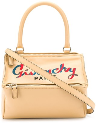 Givenchy Pandora embroidered tote