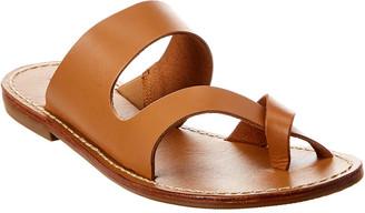 Soludos Mila Leather Sandal
