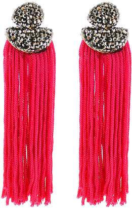 Panacea Fringe Earrings