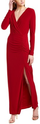 Laundry By Shelli Segal Ruched Maxi Dress