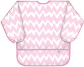 Bumkins Sleeved Bib - Polyester - Urban Bird
