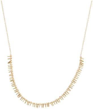 Bia Cordon Blue 5 Octobre silver gilt necklace