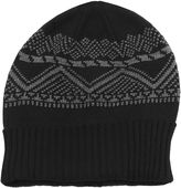 Muk Luks Fleece-Lined Knit Cap