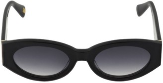 Chimi Mwuana Round Acetate Sunglasses
