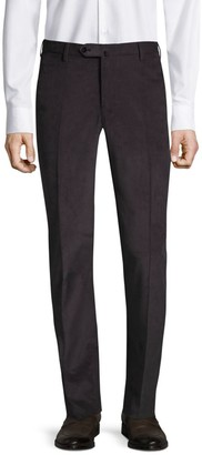 Isaia Straight-Fit Corduroys