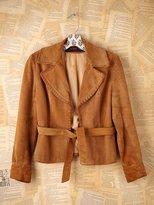Namaste Vintage Suede Jacket