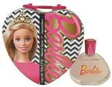 Mattel Barbie Metalic Heart by Eau De Toilette Spray 3.4 oz