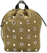 3.1 Phillip Lim embellished drawstring backpack