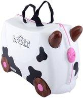Trunki Frieda Ride-on Suitcase, White