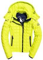 Superdry Women's G50009NPF4 Sports Jacket,Medium