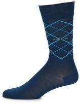 HUGO BOSS Diamond Crew Socks