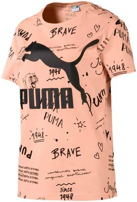 Puma Classics Logo Cotton Tee