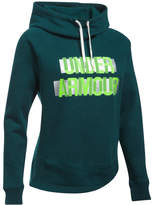 Under Armour Women's Fashion Favorite Word Graphic Pullover