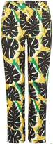 Therapy Malin leaf printed trouser