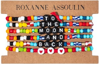 Roxanne Assoulin To The Moon And Back camp bracelets