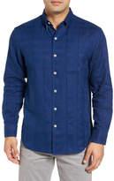 Tommy Bahama A Linen Legend Classic Fit Linen Blend Sport Shirt