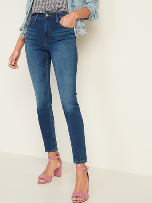Old Navy High-Waisted 24/7 Sculpt Rockstar Super Skinny Jeans for Women