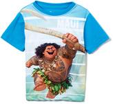 Children's Apparel Network Blue Moana Maui Tee - Toddler