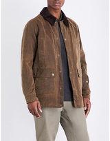 Barbour Castor Waxed-cotton Jacket