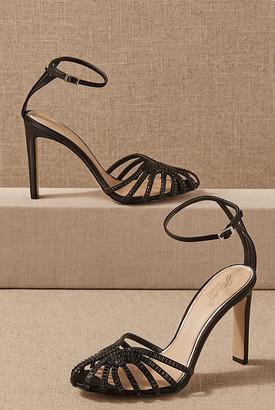 Jewel by Badgley Mischka Ellaine Heels By Jewel by Badgley Mischka in Black Size 8