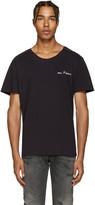 Pierre Balmain Navy mr. Pierre T-shirt