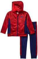 New Balance Hooded Jacket Set (Toddler Boys & Little Boys)