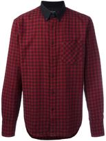 Rag & Bone checked shirt - men - Cotton - S