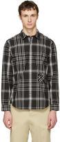 Burberry Black Check Inworth Shirt