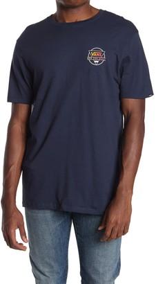 Vans Circle Logo Graphic T-Shirt