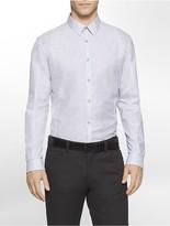 Calvin Klein Premium Slim Fit Heathered Shirt