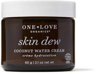 One Love Organics Skin Dew Coconut Water Cream