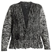 Thumbnail for your product : NIC+ZOE, Plus Size Fringe Worthy Jacket