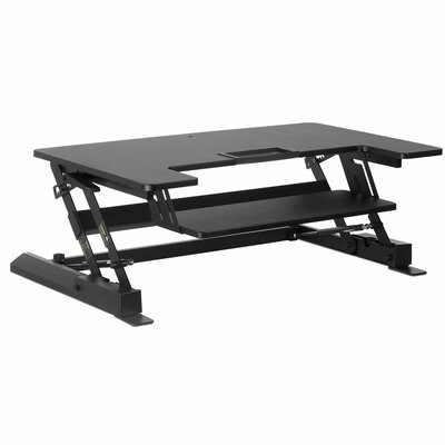 Thumbnail for your product : Symple Stuff Hearn Adjustable Standing Desk Converter