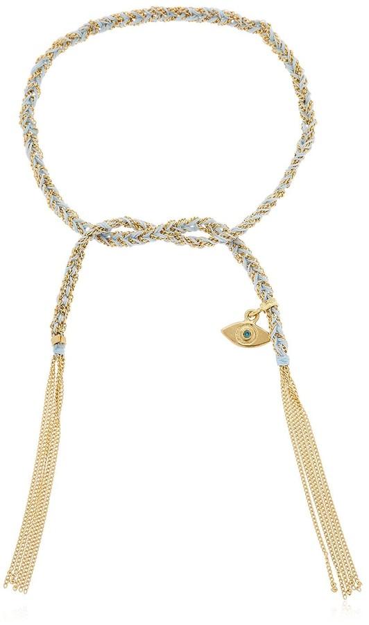 Carolina Bucci Lucky Protection Gold Bracelet