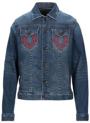 True Religion Denim outerwear