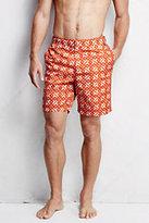 "Classic Men's 7"" Board Shorts-Gray Heather"