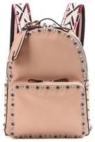Valentino Garavani Rockstud Rolling Medium leather backpack