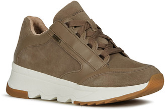 Geox Falena 4 Two-Tone Fashion Sneakers