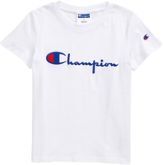 Champion Heritage Signature Embroidered T-Shirt