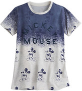 Disney Mickey Mouse Fashion Tee for Juniors