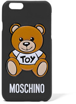 Moschino Silicone Iphone 6 Case - Black