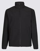 M&S Collection Stormwear Zipped Through Fleece Jacket