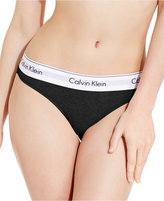 Calvin Klein Modern Cotton Thong F3786