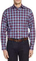 Tailorbyrd Men's Big & Tall Chareton Check Twill Sport Shirt